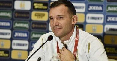 Украина - Казахстан: слова Андрея Шевченко после матча 2