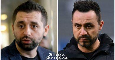 Блогер сравнил Де Дзерби с украинским политиком 4