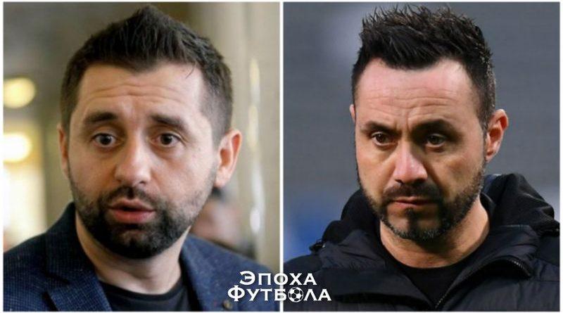 Блогер сравнил Де Дзерби с украинским политиком 1