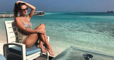 Жена Сидорчука показала, как отдыхает в Турции (Фото) 2